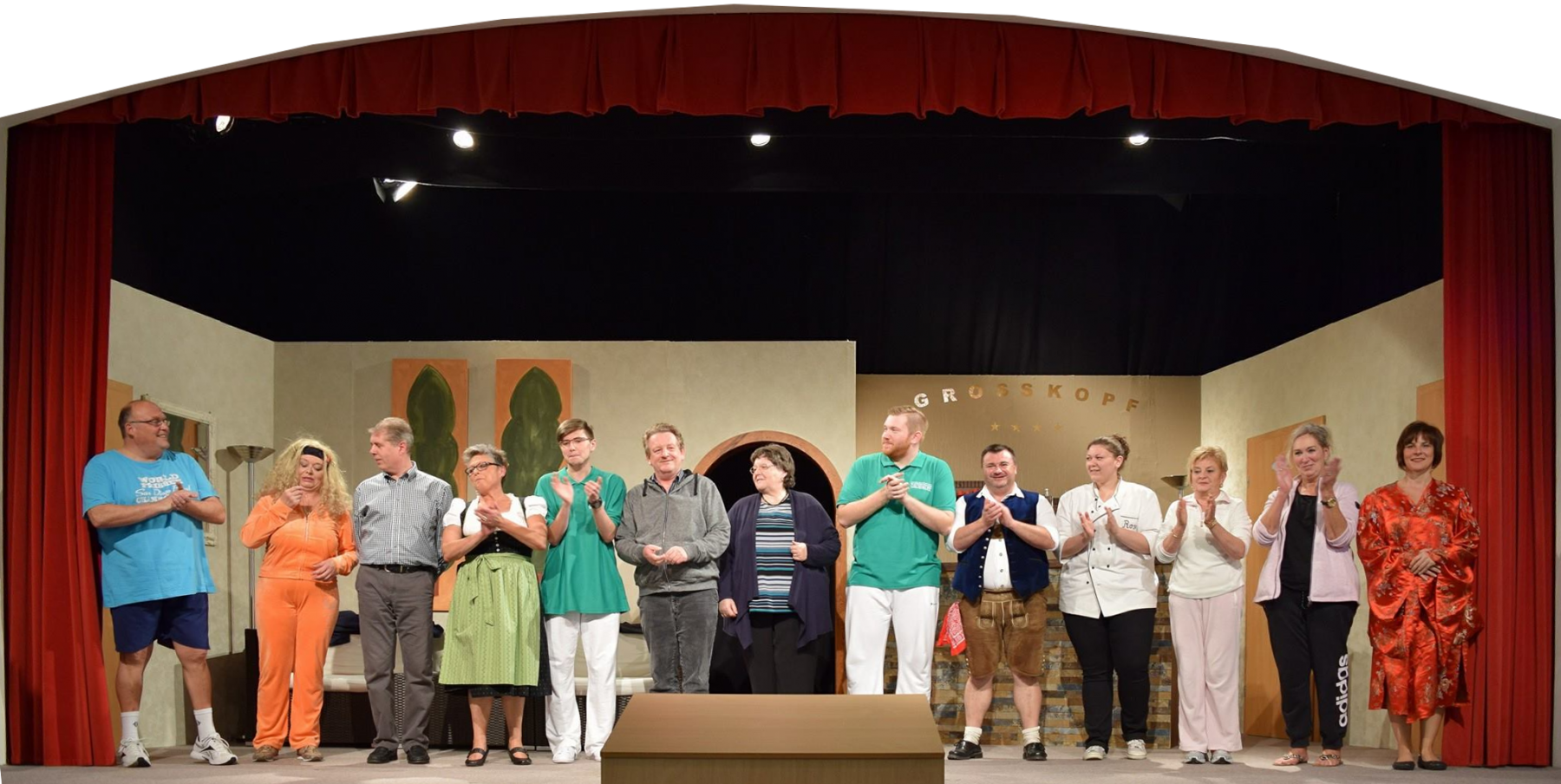 Theatergruppe Wallersdorf